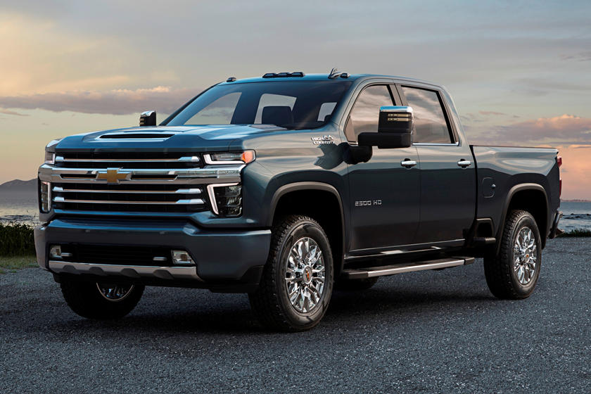 Highly Anticipated 2020 Chevrolet Silverado HD Revealed